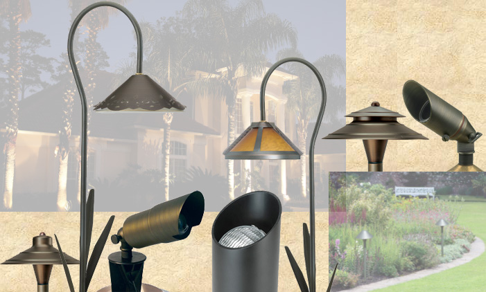 Low Voltage Landscape Lighting Systems : Greener grass lawn sprinkler sys landscape lighting
