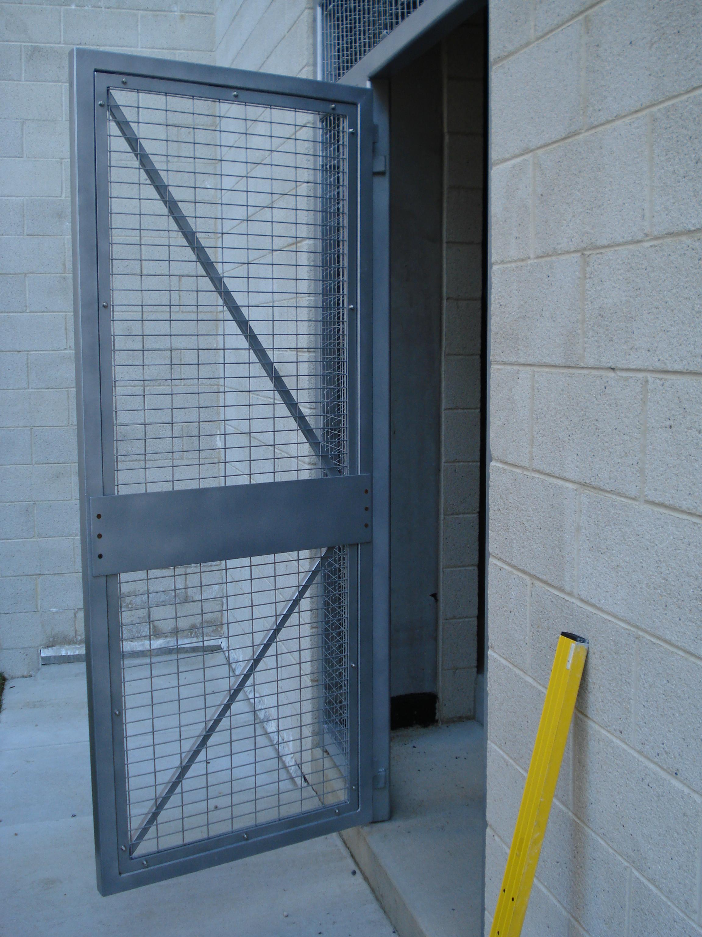 Steel Door And Door Jamb